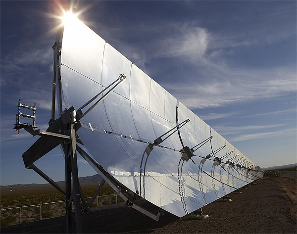 Leveraging Guardian's expertise in mirror, glass bending and lamination technologies, Guardian offers Guardian EcoGuard Solar Boost mirrors in monolithic or laminated configurations for concentrating PV or solar-thermal applications