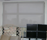 Tight window treatments can promote window condensation