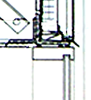 Use architectural drawings to track down building leaks
