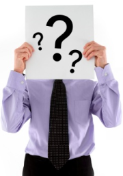 Consultants receive many types of questions