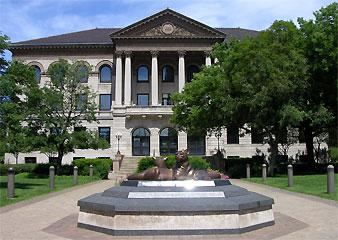 Laflin Memorial Building