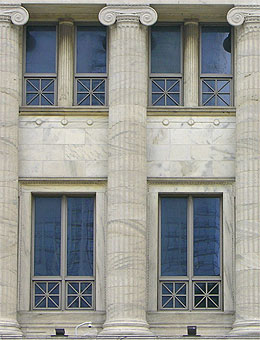 Chicago Window Expert replaced windows at the  Field Museum of Natural History. Sensitive window replacement is a specialty.