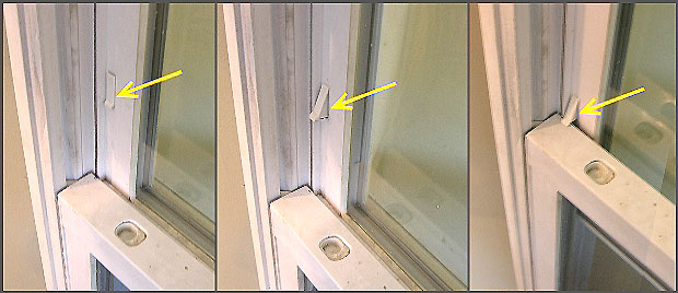 Hung window night latch is a poorly understood way to prevent child falls from windows