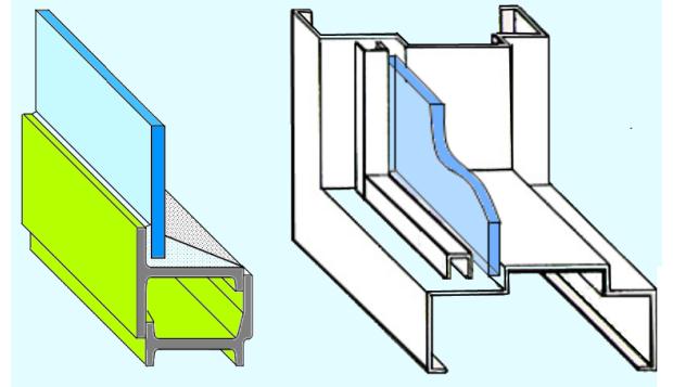 Steel windows