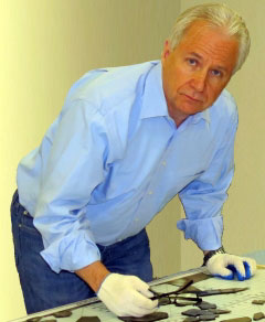 Mark Meshulam, Chicago Window Expert, providing information and support for law enforcement and accident investigators