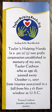 Taylors Helping Hands