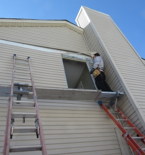 Forensic window removal and investigation of bad window replacement