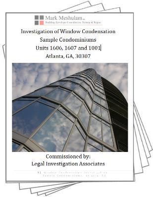 Condensation investigation report