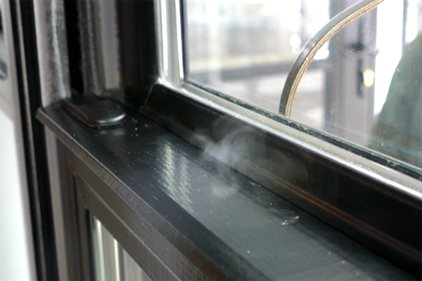 Air Infiltration Testing-Windows and Curtainwalls