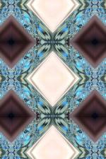 Glass edge refractions