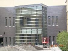 Curtainwall exterior view